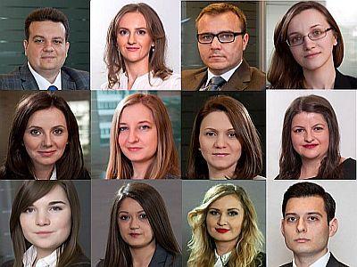 TINERI BUNI ÎN AVOCATURĂ - Promovări `cu greutate` în biroul din București al DLA Piper