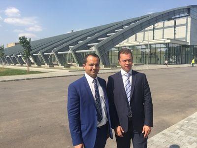 `Constantinof şi Asociaţii`, consultanță pentru proiectul `Lumina Extremă` al Institutului Naţional de Fizică şi Inginerie Nucleară `Horia Hulubei`
